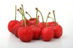 Fruitscherry vermelho Fotografia de Stock Royalty Free
