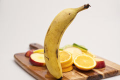 Fruitschotel Stock Afbeeldingen