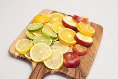 Fruitschotel Royalty-vrije Stock Fotografie