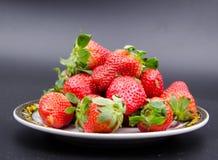 Fruits:strawberry Royalty Free Stock Photo