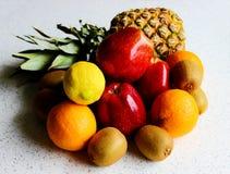 Fruitstapel Stock Fotografie
