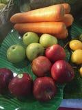 Fruitvoedsel Thailand royalty-vrije stock afbeeldingen