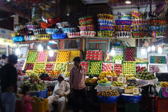 Fruitwinkel Stock Afbeelding
