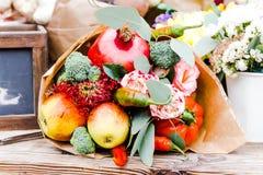 Fruity ανθοδέσμη Στοκ Φωτογραφίες