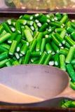 Fruity πράσινες γόμμες στοκ εικόνα με δικαίωμα ελεύθερης χρήσης