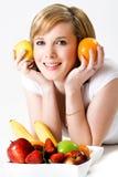 fruity здоровый уклад жизни Стоковые Изображения