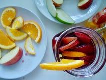 Fruity партия стоковые изображения rf