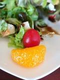 fruity салат Стоковые Фото