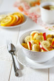 Fruity breakfast Stock Image