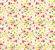 Fruity bright backdrop. Royalty Free Stock Images