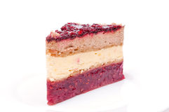 Fruity cake Royalty Free Stock Photography