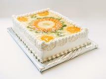 Fruity Cake Stock Photo