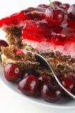 Fruity cake Royalty Free Stock Image