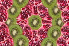 Fruity composition Royalty Free Stock Photography