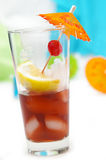 Fruity Drink Stock Photo