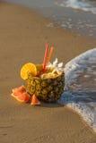 Fruity drink Stock Photos