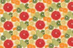 Fruity flower composition Royalty Free Stock Photography