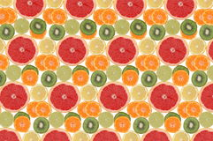 Fruity Flower Composition Royalty Free Stock Photos
