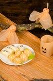 Fruity Halloween Royalty Free Stock Photography
