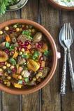Fruity jagnięcy tagine Fotografia Stock