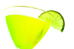 Fruity limey Stock Images