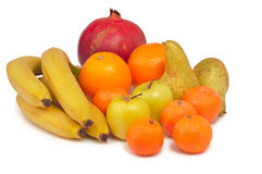 Fruity mix Stock Photography