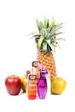 Fruity perfumes Stock Photos