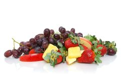 Fruity Pile Stock Image