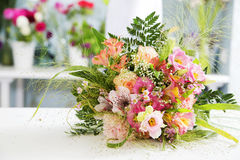 The fruity and rich colors in the single boquet Royalty Free Stock Photography
