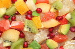 Fruity salad Royalty Free Stock Photo