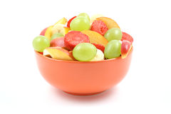 Fruity salad Stock Photography