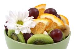 Fruity salad Stock Photography