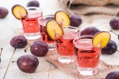 Fruity Shots Stock Photo