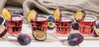 Fruity Shots Royalty Free Stock Photo