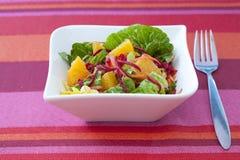 Fruity Summer Salad Stock Photos