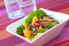 Fruity Summersalad Stock Photo