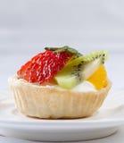 fruity tart Royalty Free Stock Photos