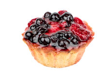 Fruity tart Royalty Free Stock Photography