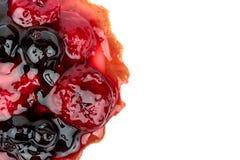 Fruity tart Royalty Free Stock Image