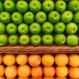 Fruity wzór Zdjęcie Stock