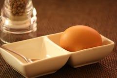 frukostägg royaltyfri bild