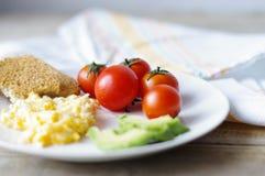 frukost Fotografering för Bildbyråer