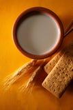 frukost Arkivfoton