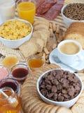 frukost Arkivbild