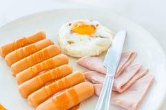 Frukost. Royaltyfria Foton