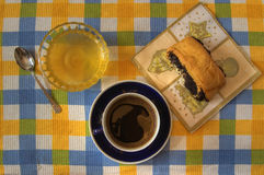 frukost 4 Royaltyfri Foto