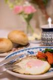 frukost Royaltyfri Bild