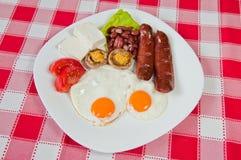 frukost 01 Arkivfoto