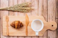 Frukost av den vård- vännen royaltyfri foto