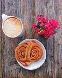 Frukost av helgen Royaltyfria Foton
